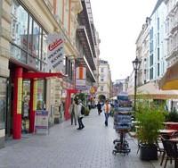 Calles de Hamburgo