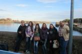 Estudiantes visitan Aberdeen