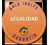 Sello Legalidad