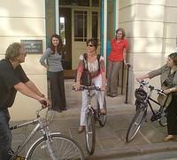 Un paseo en bici por Canterbury