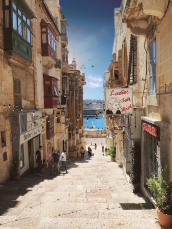 Cursos de inglés en Malta para adultos