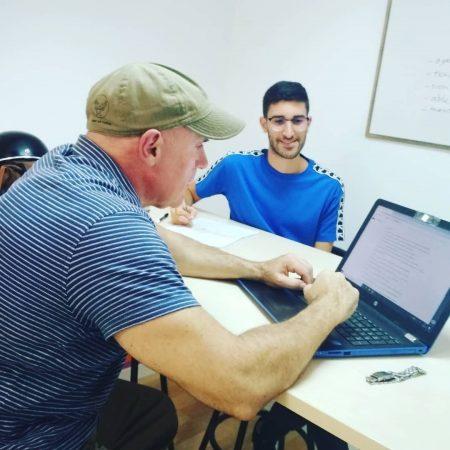 Aula inglés examen Aptis - Valencia